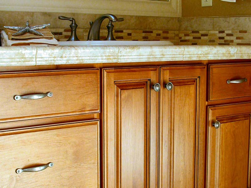 Bathroom Cabinet Refacing Outside The Box
