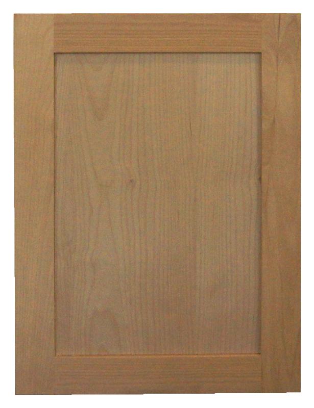 Select Alder Raw Door