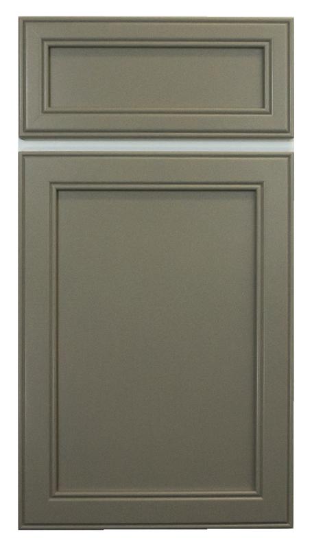 wild mushroom stain without pewter glaze cabinet door