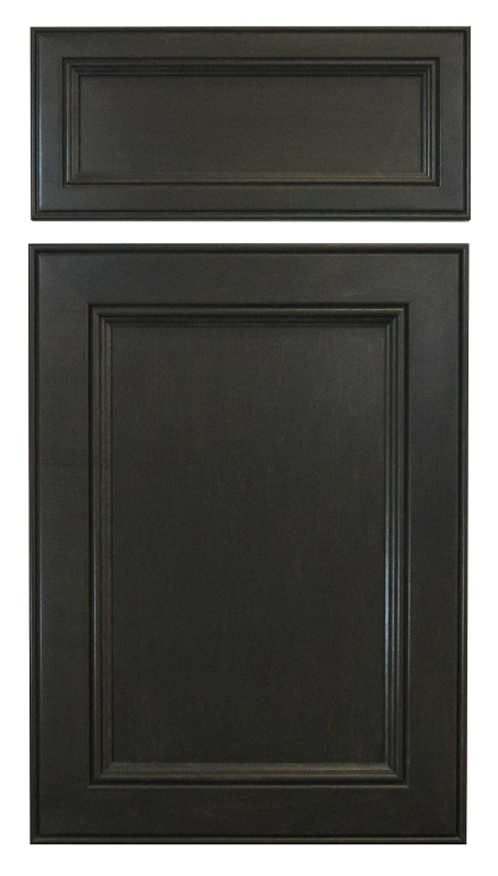 carbon without black glaze