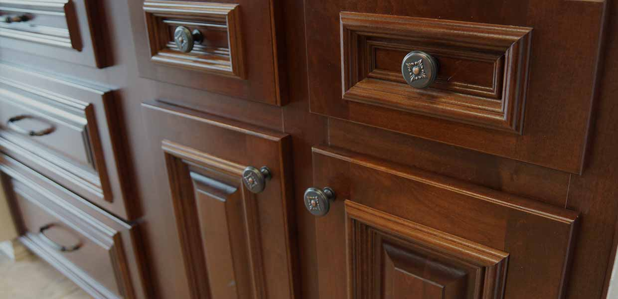 Cabinet Drawers Outside The Box