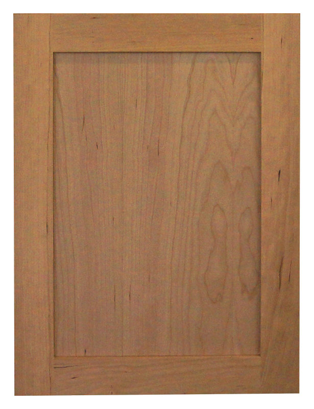 cherry raw door