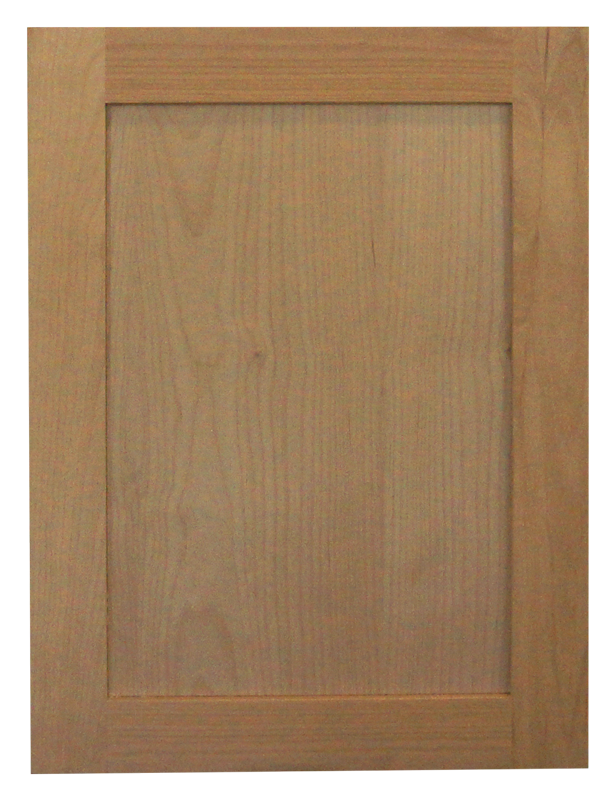Select Alder Raw Door
