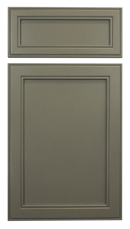 wild mushroom stain without pewter glaze cabinet door