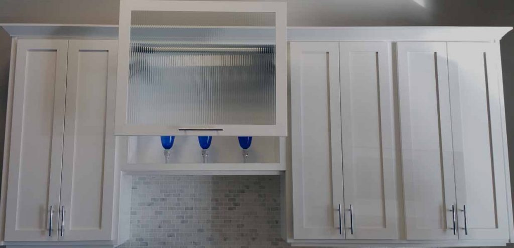 Pullout Cabinets Outside The Box