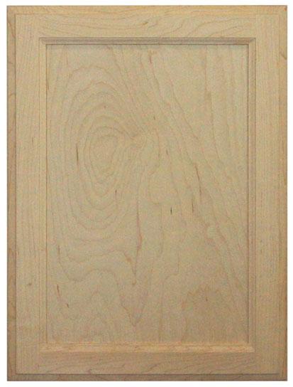 Dover Raw Cabinet Door