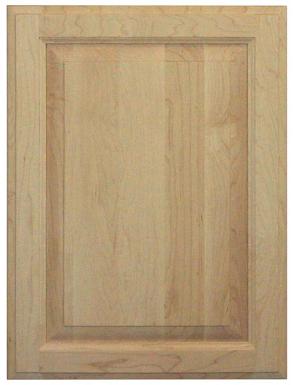 Woburn Raw Cabinet Door
