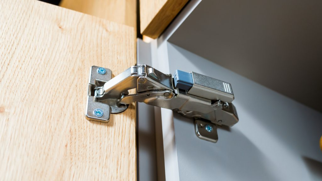 Upgrade your kitchen with soft close hinges!