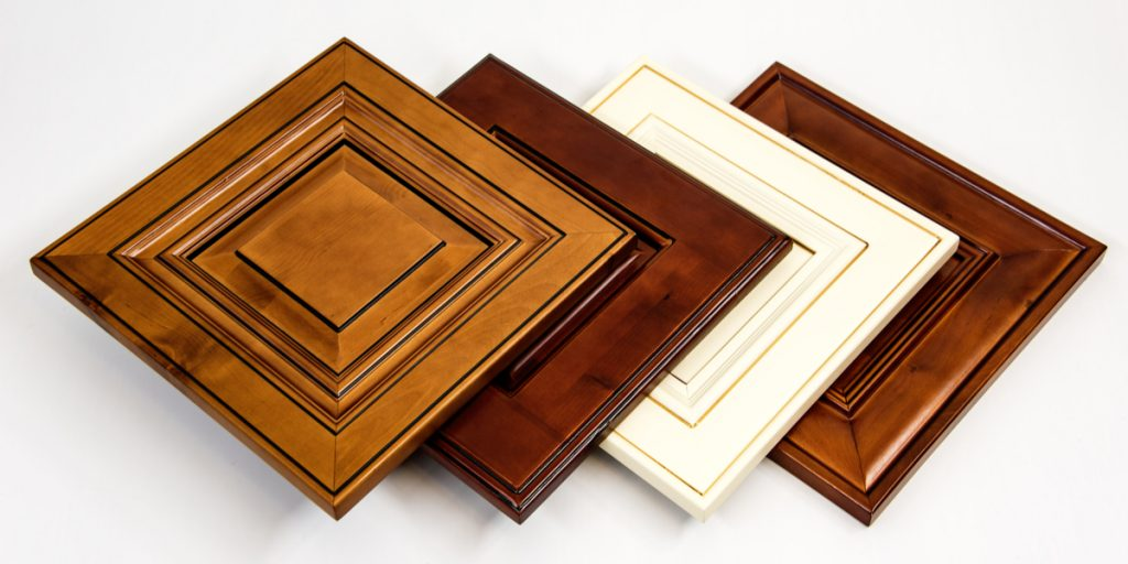 a selection of raised panel doors (samples)