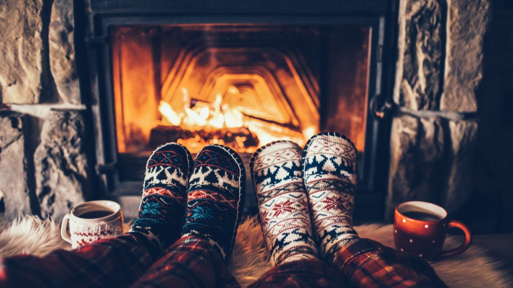 You are going to want to snuggle up by the fire this Fall. Make sure your living room is a space you want to spend time in