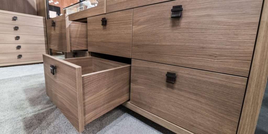 Measure the openings of your drawer boxes