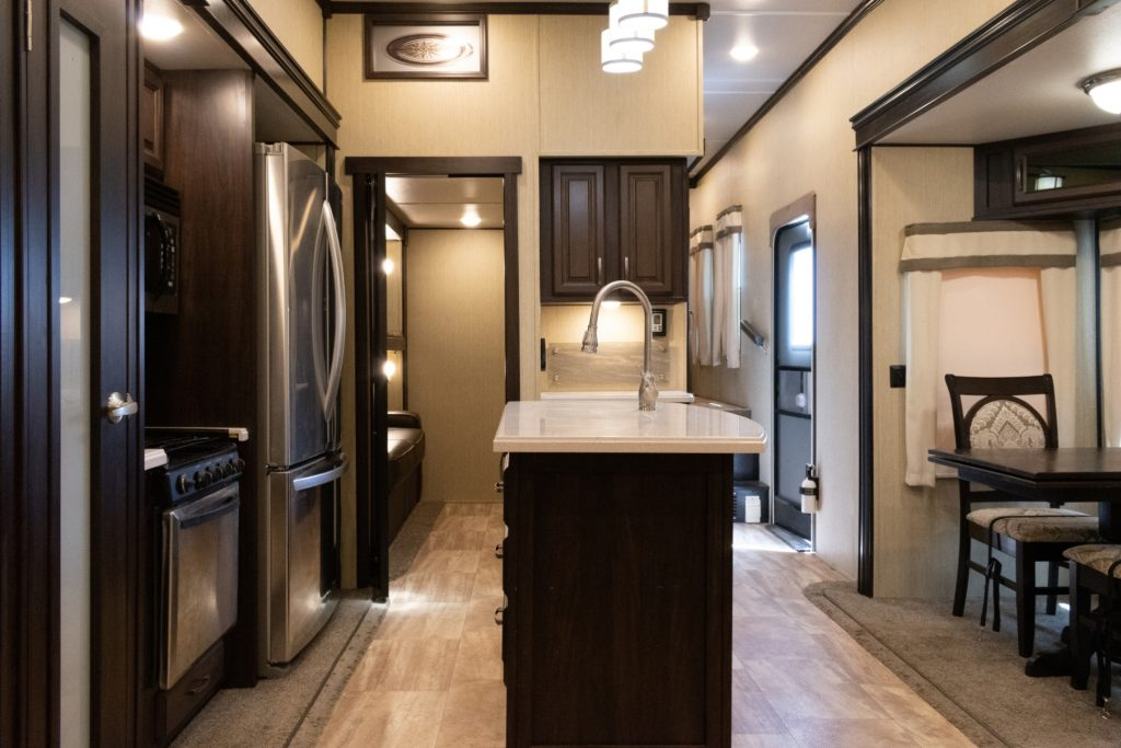 Renovate Your RV Cabinetry